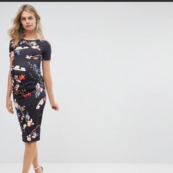 ccbd6fb4ea ASOS Maternity Dresses   Skirts - ASOS size 4 Bodycon dress